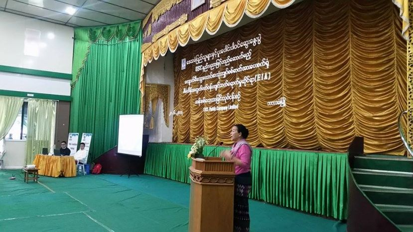 Photo of Karen State Residents Oppose Coal-fired Power Plant through Petition