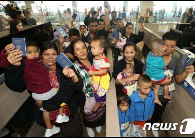 Photo of More Karen Refugees Resettled in South Korea