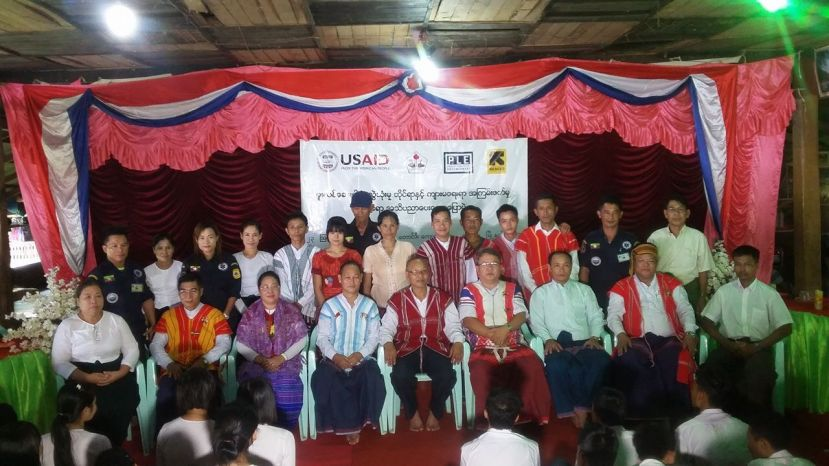 Photo of Drug Rehab Group Starts Education Campaign in Karen State