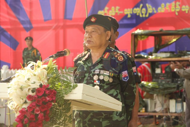 Photo of Fight for Self-determination Must Continue Through Peaceful Means: KNLA General