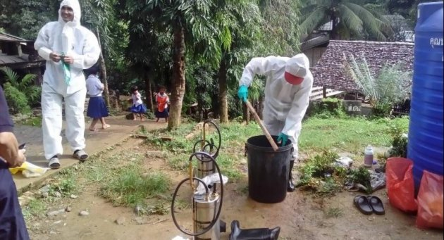 Photo of Mae La Ma Luang Refugee Camp Quarantined After Confirmation of H1N1 Cases