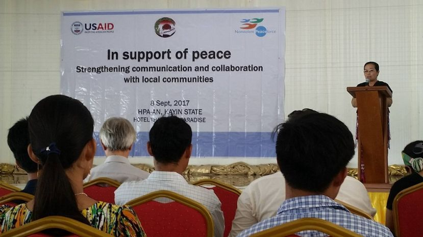 Photo of Karen State CSOs Skeptical About Local Ceasefire Monitoring Body