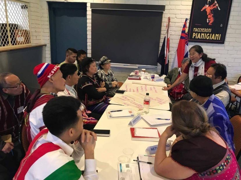 Photo of Karen Diaspora Group Urges KNU to Review its Position on the Peace Process