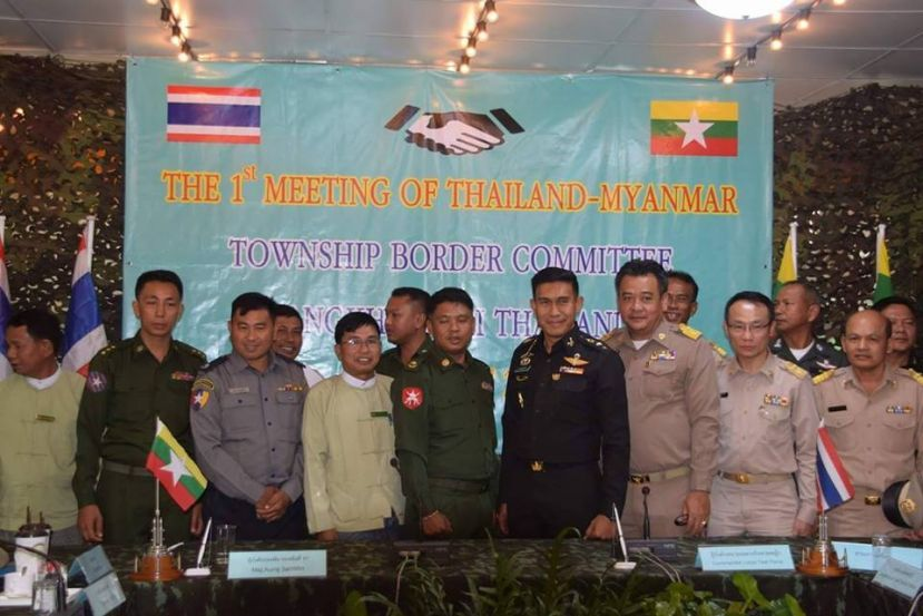 Photo of Thailand Requests Upgrading Three Pagodas Pass to an Official, Permanent Border Crossing