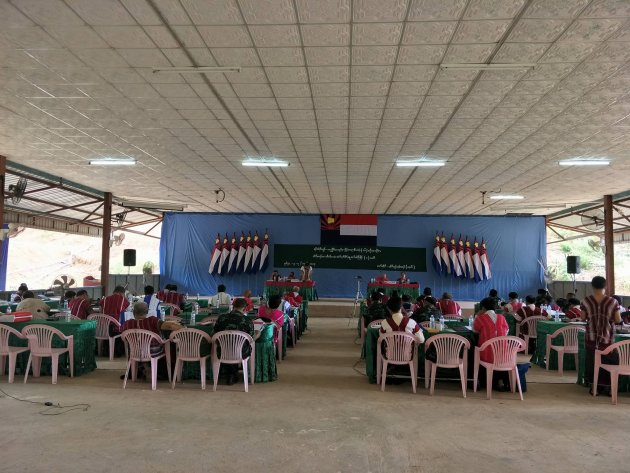 Photo of KNU Holds Emergency Meeting To Kick-start the Stalled Peace Process