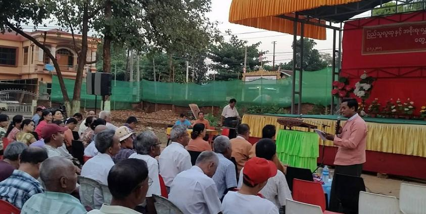 Photo of Karen State MPs Hold First Public Forum