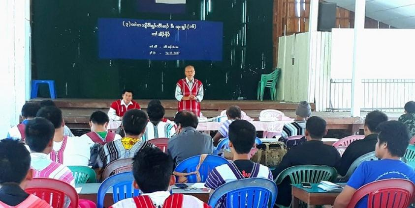 Photo of KNU Calls for Negotiation before Electing New Village Administrators