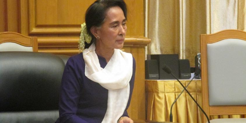 Photo of State Counsellor will be Invited to Attend Multi-ethnic Cultural Festival
