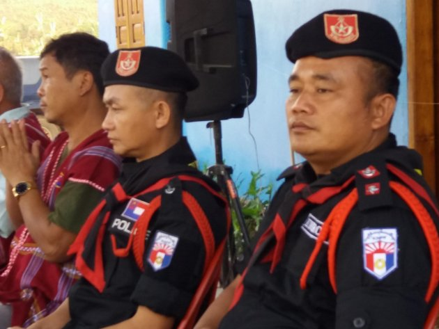 Photo of New Karen Police Office Opens by Destroying Speed Pills and Opium
