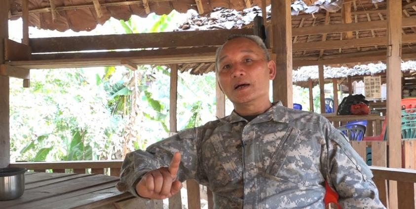 """Photo of """"NCA Clearly Reveals Which Tactics will be Used in Making a Move"""" – KNLA's Vice Chief of Staff Lt-Gen Saw Baw Kyaw Heh"""