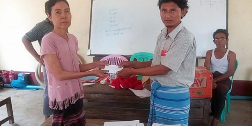 Photo of 'Western Pwo Kayin Literature Care Youth Group' supports 1,765 Kayin literature beginners