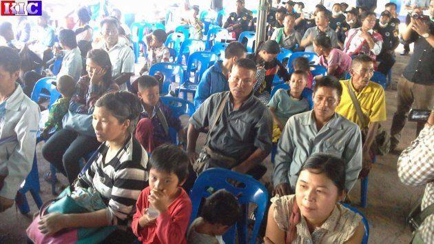UNHCR Organizes Repatriation of 161 Refugees from Thai camps « Karen