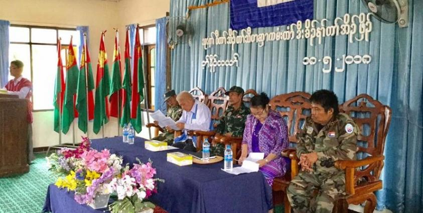 Photo of KNU/KNLA (PC) Says It does not Want the Peace Process to Bring to a Standstill
