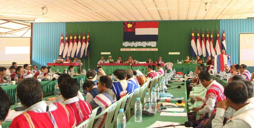 Photo of Karen Nationals are Ready for Upcoming Peace Conference
