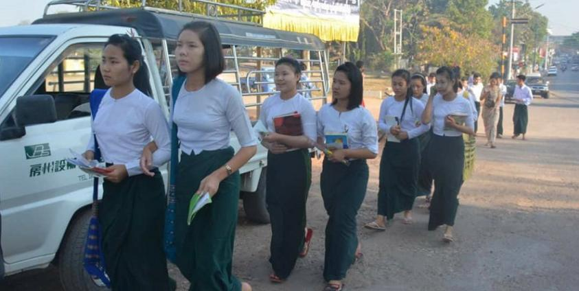 Photo of Karen State Needs to Recruit over 1,000 Teachers after Upgrading Schools