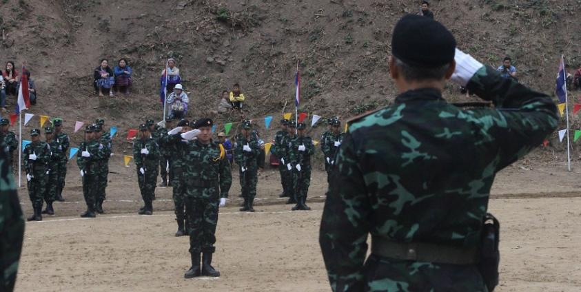 Photo of Skirmish breaks out in KNU Brigade 5 area amid 21st Century Panglong Conference
