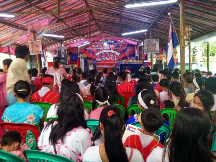 Photo of Despite Official Threats to Stop Karen Martyrs' Day – It Marches On – Commemorated in the Delta Region