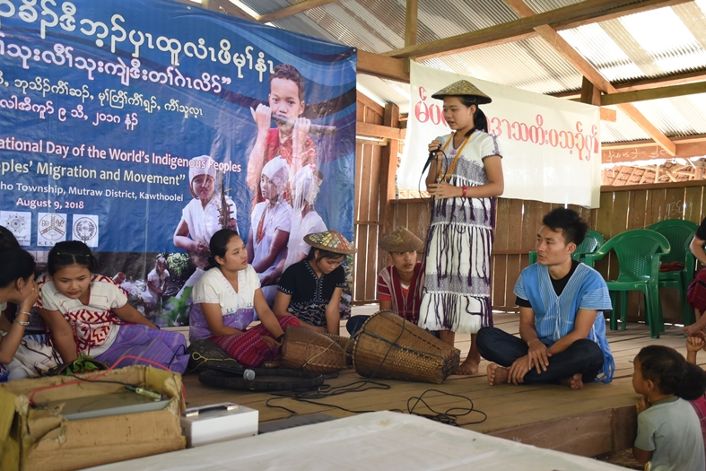 Photo of International Day of the World's Indigenous Peoples – Karen Community Groups Want Respect, Management Rights and Governance Over Ancestral Territories