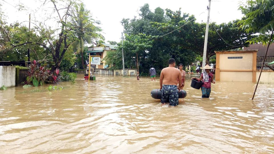 Photo of MPT Offers 30-minute Free Calls in Flood-affected Areas