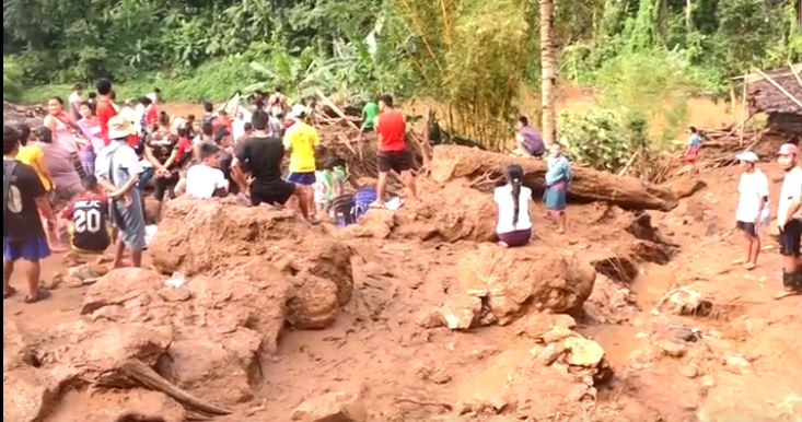 Photo of Flash Flood and Landslide at Karen Refugee Camp Kills One, Seven People Still Missing and 11 Injured