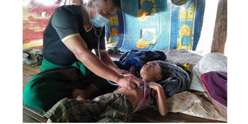 Photo of Suspected Measles Outbreak Reported in Northern Karen State – 105 People Contracted