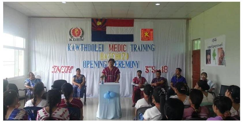 Photo of Health Workers are Still Needed in KNU Areas, KDHW says