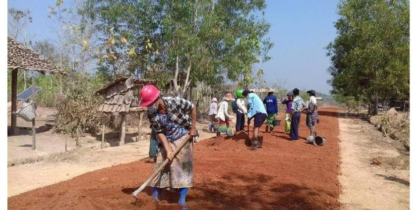 Photo of Kyainseikgyi Township Receives Ks 10,128 million for Community Driven Development Project