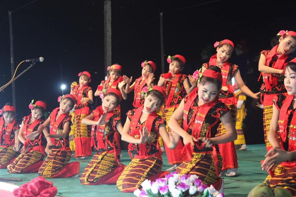 Photo of Karen Armed Groups Joins 70th Revolution Day – Includes Traditional Don Dance National Competition for the First Time