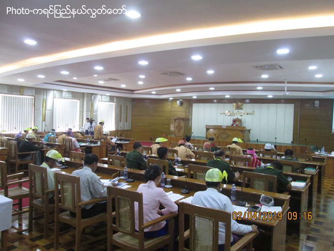 Photo of Karen State Parliament Approve Expansion of Taungalay New Town Project in Hpa An