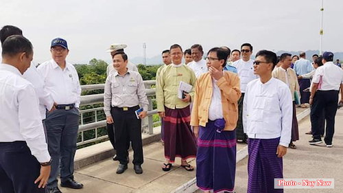 Photo of Second Thai-Burma Friendship Bridge Plans to Open End of October