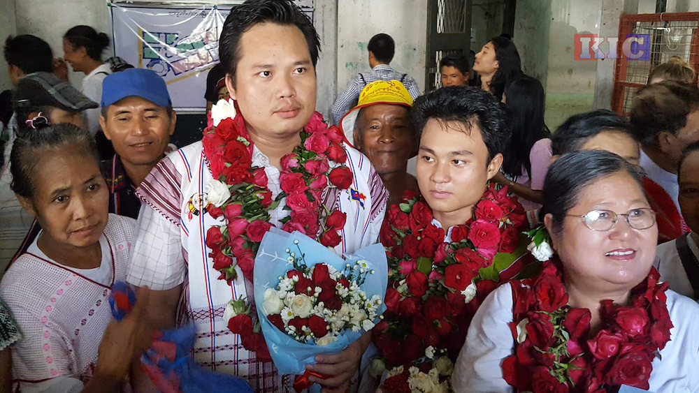 Photo of Karen Martyrs' Day Organizers Sentenced to 15 Days Jail – Thousands March to Court in Support of Activists