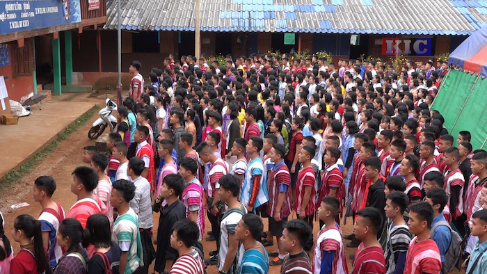 Photo of TMKS – the Migrant School That Can't Say No – Students Do Well, Despite Over Crowding