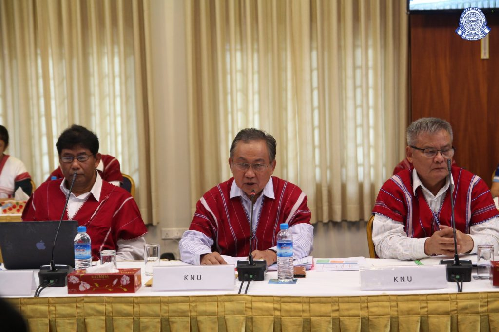 Photo of KNU and Burma Army to Meet in Naypyidaw to Discuss Road Development, Troop Movements and Conflict