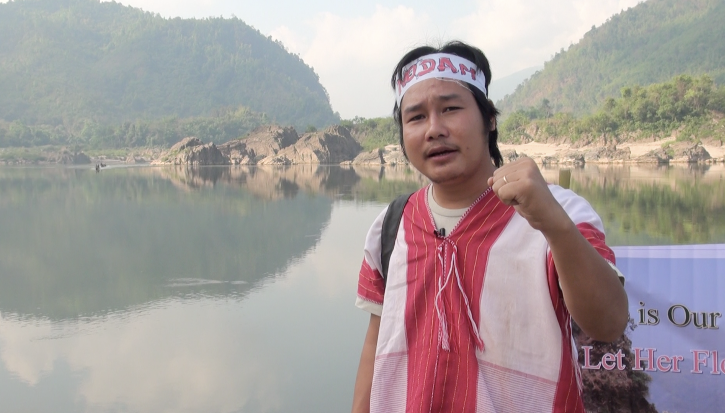 Photo of Sued Karen Environmental Activist To Fight His Case