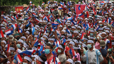 Photo of Naw Mu Naw Murder – Protests Grow – 4,500 Villagers Demand Justice and Immediate Withdrawal of Burma Army Camps