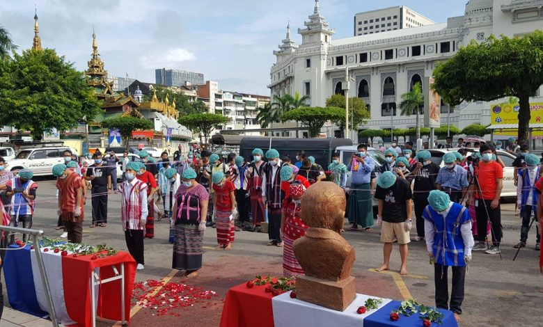 Photo of Double Standards: Government Approves 8888 Events and Burma Martyr Day Ceremony, But Quick to Arrest Karen Martyr Day Organizers – Karen Alliance Demand All Charges Dropped