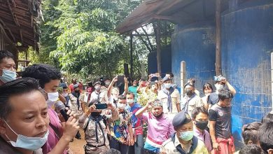 Photo of Tham Hin Camp Commander Suspended After Karen Refugees Protest Harsh Punishment and 'Taxes' on TV, Phones, Bicycles, Motorbikes and Use of Solar Panels