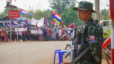 Photo of KNU Vows to Protect Anti-Coup Protestors – But to Avoid Violence Will Not Involve in Protest with Weapons