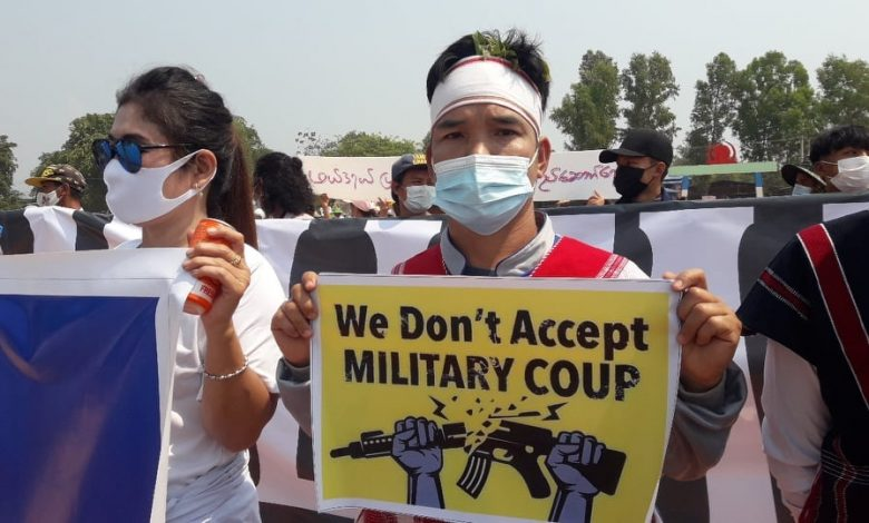 Photo of International Community Must Commit to Reversing Myanmar's Military Coup