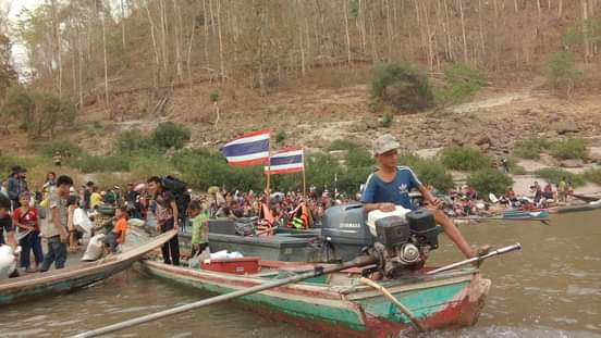 Photo of Thai Authorities Refuse Sanctuary to 2009 Villagers Seeking Safety from Burma Military Airstrikes