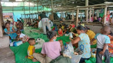 Photo of Burma Army Fights DKBA and its Allies – 600 Villagers Displaced in Myawaddy Township