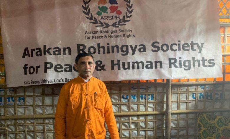 Photo of Unknown Killers Murder Rohingya Advocate, Mohib Ullah, in Bangladesh Refugee Camp